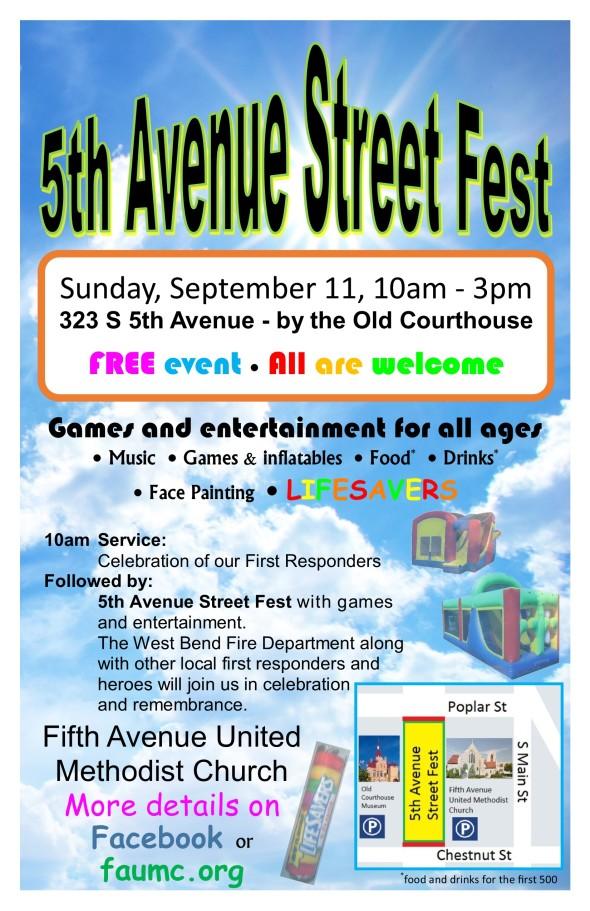 5th Avenue Street Fest 2016